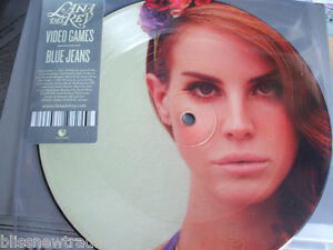 LANA-DEL-RAY-REY-VIDEO-GAMES-BLUE-JEANS-DEBUT-7-VINYL-PIC-DISC