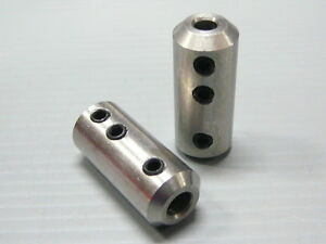 Joint Coupler 5 Mm 4 76 Mm 3 16 Stainless Steel Electric