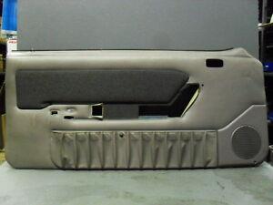 1987 1993 Ford Mustang Grey Driver Side Door Panel Power Windows   eBay