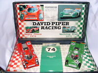 Fly 96010 Team 04 Slot Car Porsche 917 K Team David Piper Lted.ed. Mb - porsche - ebay.es