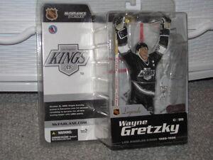WAYNE GRETZKY NHL LEGENDS SERIES 1