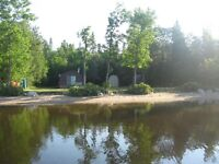Cottage For Sale on beautiful Marten Lake, Ontario