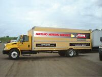 LUCIANO MOVING SERVICE -  RELIABLE, PROFESSIONAL AND AFFORDABLE!