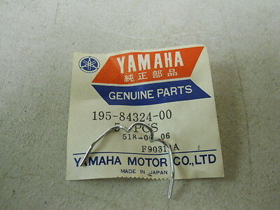 Yamaha It400, Jt1l, Tt500, Ty175, Reflector Set Spring, 195-84324-00-00 T