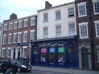 Duke St L1 - Room to let in great city location, sharing with two Spanish working professionals