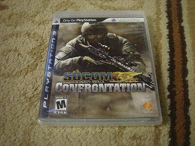 Socom: Confrontation (sony Playstation 3, 2008)
