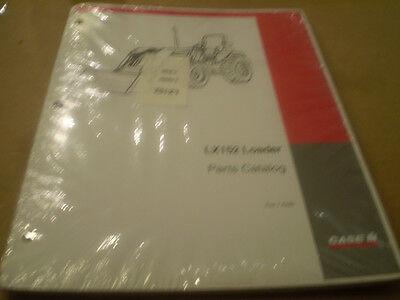 Case Ih Lx152 Loader Parts Catalog Tractor