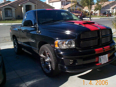 """All Year Dodge Ram 10"""" Twin Rally Stripe Set Stripes Decal Decals Graphics"""