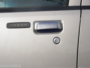 Ford Explorer Sport Trac Suv 2001 2005 Tfp Chrome Door Handle Cover Lever Only