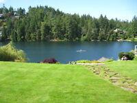 Lake front Suite on Long Lake
