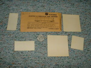Enhorning-decals-S-Gauge-Hopper-Gondola-Canadian-National-A34