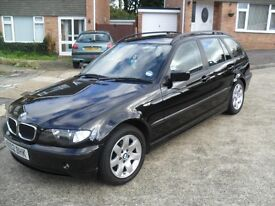 BMW 318I SE TOURING/ESTATE PRICED FOR QUICK SALE