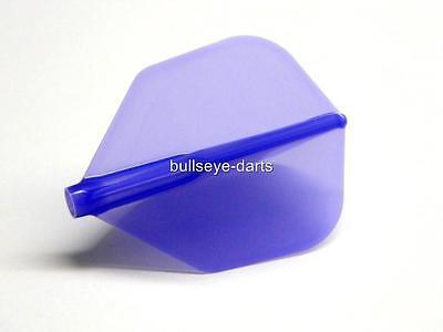 Cosmo Darts Fit Flight Air (set Of 3) Shape D-blue Dart Flights