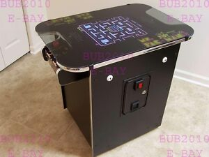 Ms.Pac Man theme Arcade Cocktail Video Game Cabinet Jamma Ready LOW SHIPPING!!!!