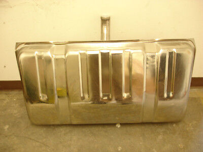 70-73 Camaro/Firebird STAINLESS STEEL gas/fuel tank KIT W/straps & Sender