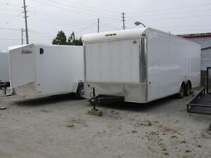 UTILITY TRAILERS, ENCLOSED CARGO TRAILERS, OPEN TRAILERS Oakville / Halton Region Toronto (GTA) image 4