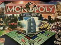 Monopoly Leicestershire edition