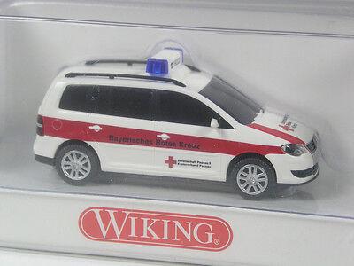 Selten: Wiking Vw Touran Bayerisches Rotes Kreuz Drk Passau