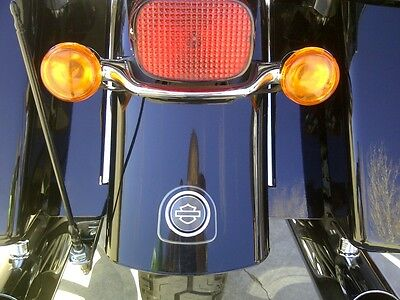 Harley Touring Motorcycle Bare Metal Saddlebag Filler Panels