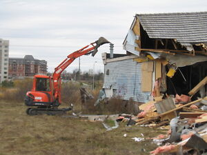 WASTE/JUNK REMOVAL  INTERIOR/EXTERIOR DEMOLITION  EXCAVATING Ottawa Ottawa / Gatineau Area image 8