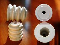 100 Pezzi Isolatori Ceramici Per Alta Tensione Nuovi Lotto Stock - isola - ebay.it