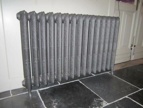 ≥ gietijzeren radiatoren antieke verwarming t achterhuis