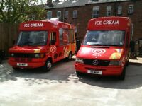 Ice cream van hire Birmingham area weddings,birthdays,fetes,corporate days.