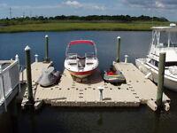 EZ Dock Floating Docks and Boat Ports
