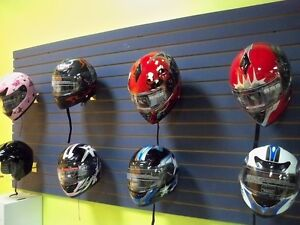 VENTE CASQUE FULL FACE MOTO SCOOTER VTT  $49.99! MINI MOTO DEPOT Laval / North Shore Greater Montréal image 1