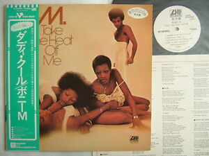 PROMO-WHITE-LABEL-BONEY-M-TAKE-THE-HEAT-OF-ME-JA