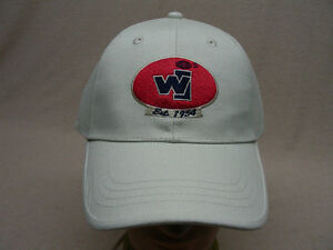 WALCO-EXCELLENCE-IN-ANIMAL-HEALTH-EMBROIDERED-ADJUSTABLE-BALL-CAP-HAT