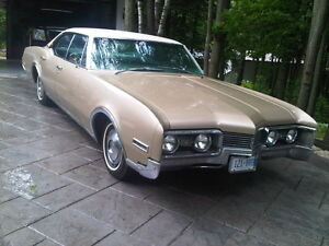 1967 Oldsmobile Eighty-Eight Sedan