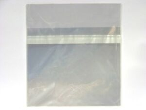 100-x-New-Resealable-Clear-Plastic-Storage-Sleeves-for-regular-CD-Jewel-Cases