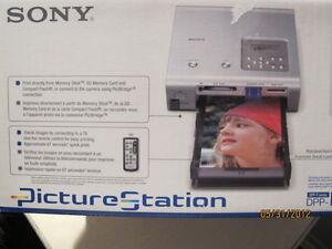 Imprimante couleur neuve-Sony Dpp-Fp50 West Island Greater Montréal image 3