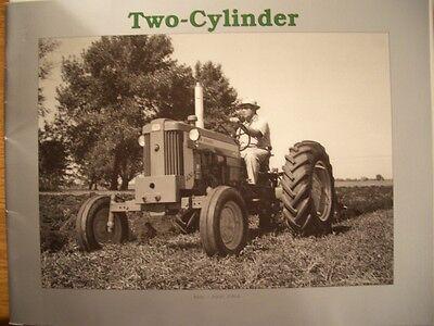 John Deere Model 420 Tractor History - TWO CYLINDER Magazine 420U 420 crawler