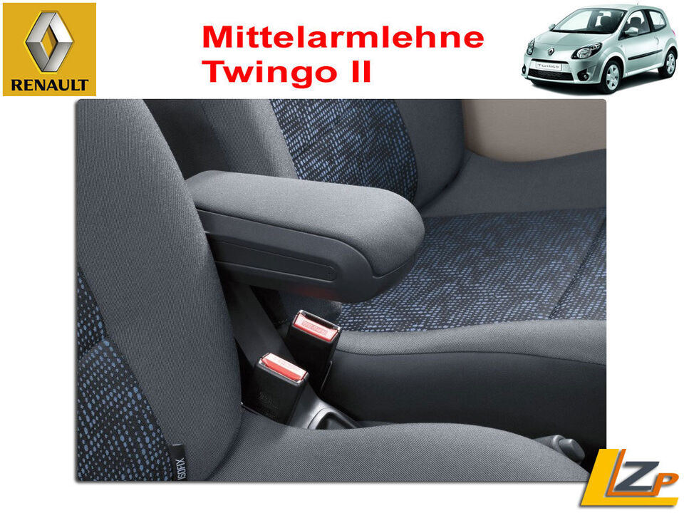 Original Renault Mittelarmlehne für Twingo II NEU / OVP