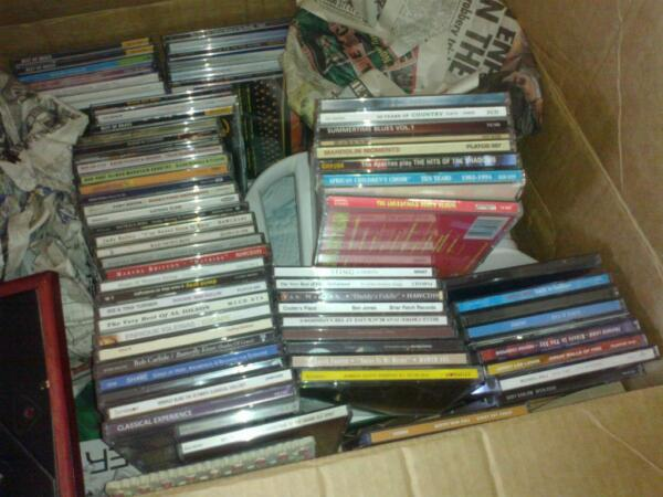 large collection of 85 CDs *FREE IMMEDIATE SIGNED FOR P+P* County Armagh Picture 1