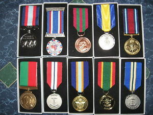 WANTED: Cadet medals/awards