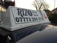 RIZ1 DRIVING SCHOOL - FULLY QUALIFIED AND EXPERIENCED INSTRUCTOR