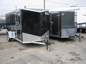 UTILITY TRAILERS, ENCLOSED CARGO TRAILERS, OPEN TRAILERS Oakville / Halton Region Toronto (GTA) image 2