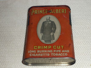 ANTIQUE-PRINCE-ALBERT-CRIMP-CUT-CIGARETTE-TOBACCO-CAN-SEALED-AND-UNOPENED