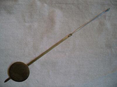 Pendel für Schwarzwalduhren  Uhrenpendel  32,5cm -  black forest pendular