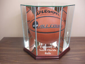 University-of-South-Florida-Bulls-USF-New-F-S-Basketball-Display-Case-NCAA-NBA