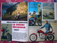 Motociclismo 1987 Con Prova Suzuki Ls Savage 650 - Epoca - - suzuki - ebay.it