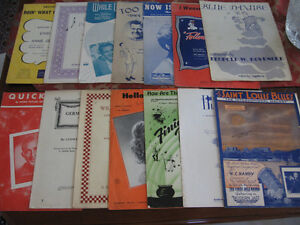 BEAUTIFUL-OLD-COLLECTION-OF-MUSIC-SHEETS-MU-9