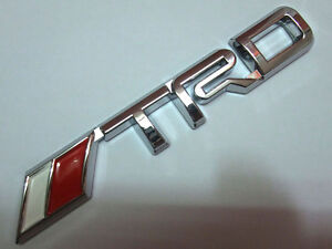 Toyota-TRD-Chrome-Emblem-Trunk-Badge-3D-LOGO