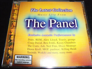 The Panel Latest Collection Music Live From CD Ft REM The Corrs Neil Finn