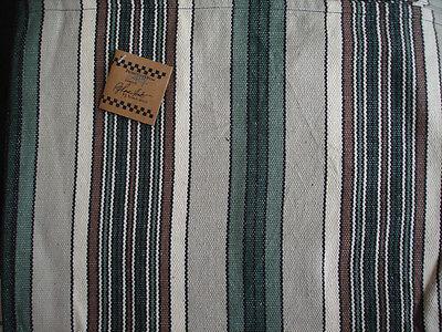 Table Runner Primitives By Kathy Green Ecru Brown Stripe 47 Long
