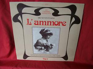 BRUNO-VENTURINI-L-039-Ammore-LP-1974-MINT-Pop-Italy-Classici-Canzone-Napoletana