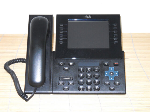 Cisco CP-9971-CL-K9 Cisco Unified IP Endpoint 9971 Phone VoIP Telefon